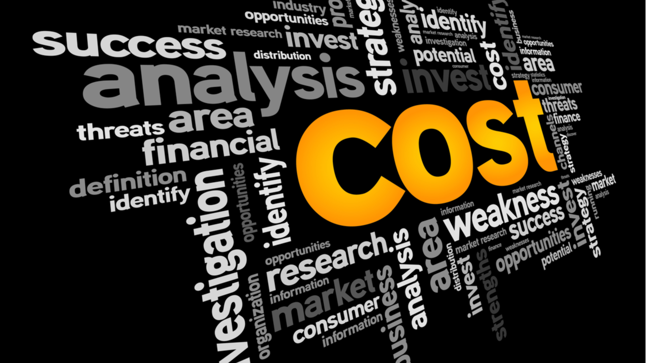Cost Analysis with Sales Builder Pro